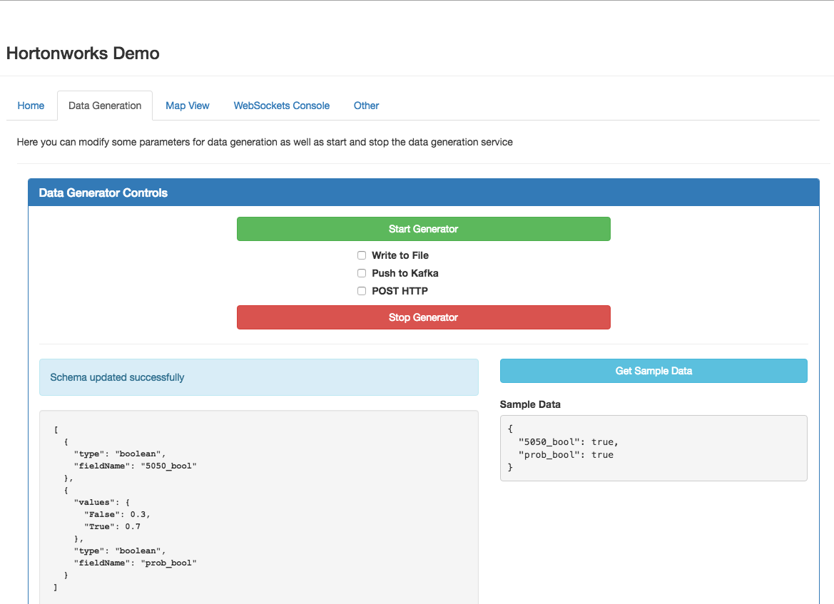 User Guide — HDP Demo Bootstrap 0 0 1 documentation