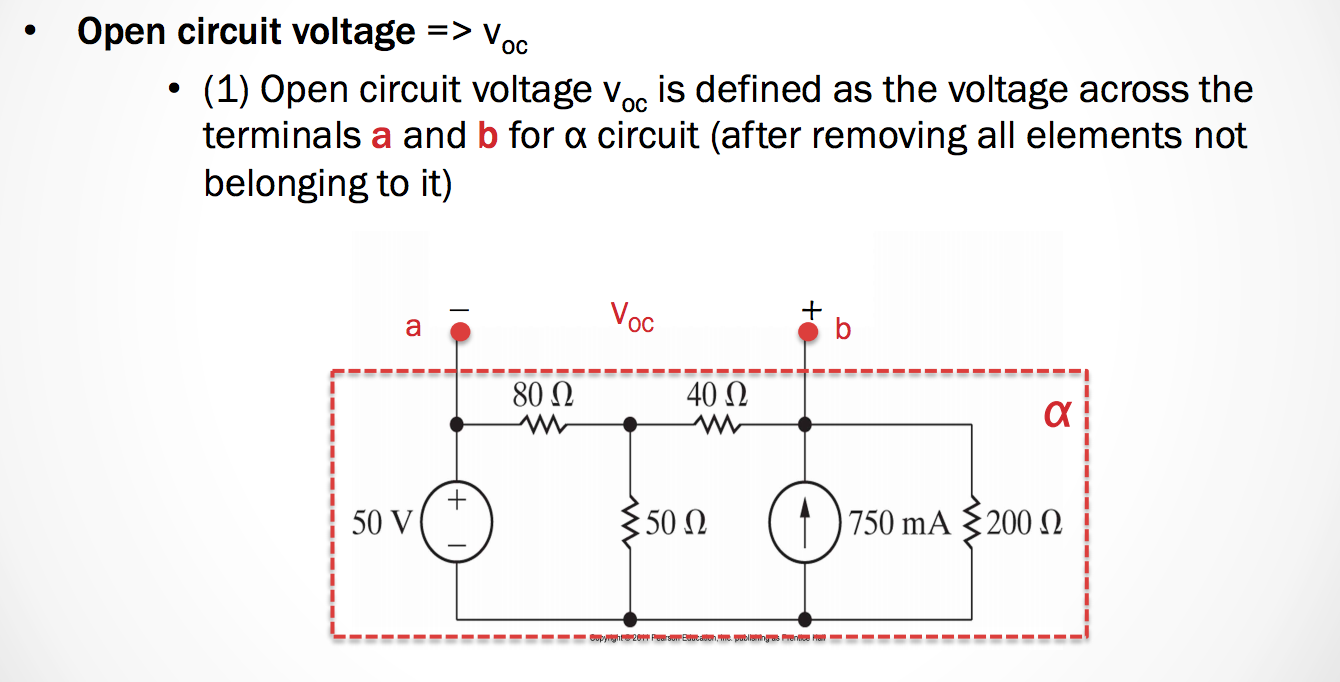 A Guide For Principles Of Ee I At Rutgers University Zac Blanco Let39s Analyze Simple Series Circuit Determining The Voltage Drops Thevenin Problem 1